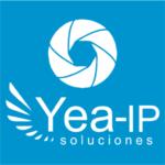 Logo YeaIP Azul